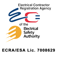 ECRA / ESA Electrical Contractor License 7008629