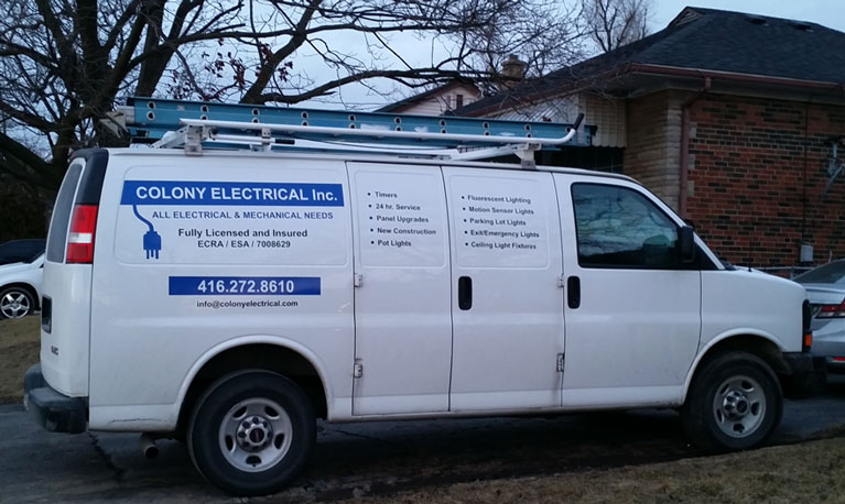Reliable Electrical Services Etobicoke, Mississauga, Brampton