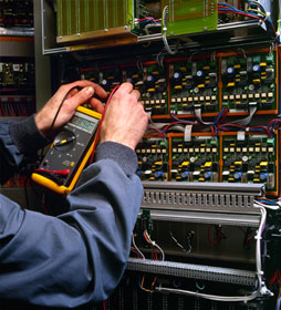 Industrial Electrical Contractor Oakville, Burlington, Hamilton and Mississauga