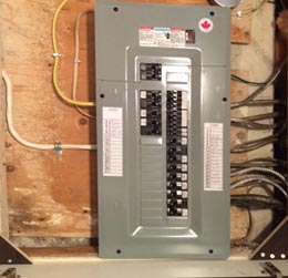 Electrical Panel - Service Upgrade, Scarborough